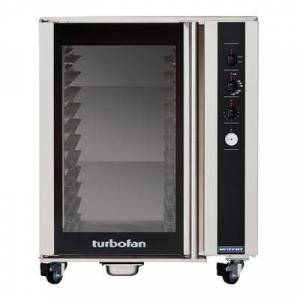 Moffat P85M12 Turbofan? Half Height Insulated Mobile Heated Cabinet w/ (12) Pan Capacity, 110-120v