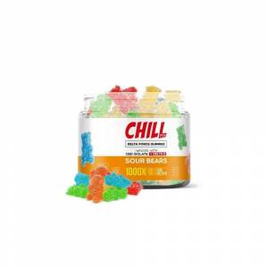Chill Plus Delta 8 Delta Force Sour Bears 500mg