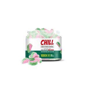 Chill Plus Delta 8 Delta Force Watermelon Slices 500mg