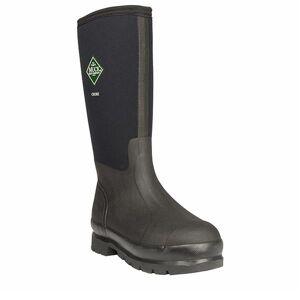 The Original Muck Boot Company Men's Chore Tall Boot in Black   5   Neoprene   The Original Muck Boot Company