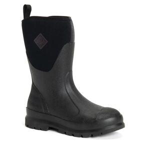 The Original Muck Boot Company Women's Chore Mid Boot in Black   5   The Original Muck Boot Company