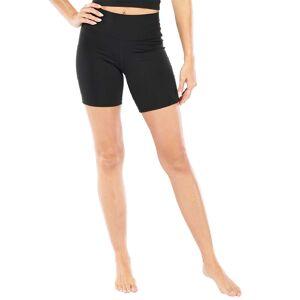 Electric Yoga Women's Gy Shorts - Black Medium Spandex