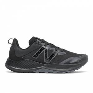 New Balance Men's NITREL v4  - Black - Size: 8.5 2E