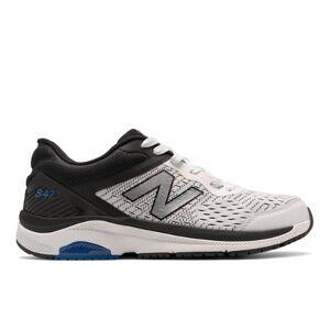 New Balance Men's 847v4  - Grey/Black - Size: 12 2A