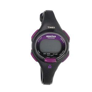 TIMEX Ironman Resin Watch  - Black,Purple - Women - Size: OSFA