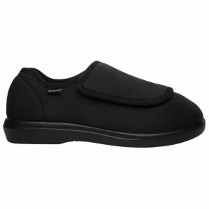 Propet Cush'N Foot Slippers  - Black - Women - Size: 11 2E