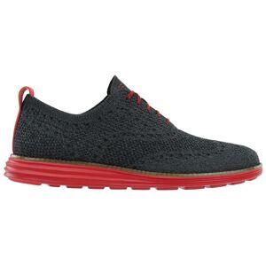 Cole Haan OriginalGrand Lace Up Shoes  - Black - Men - Size: 9 D