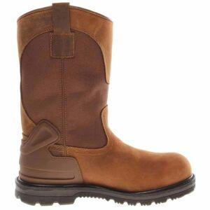 Carhartt 11 Inch Waterproof Non-Safety Toe EH Wellington Boot  - Brown - Men - Size: 15 W