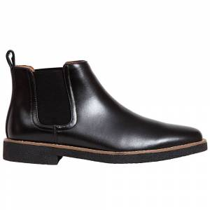 Deer Stags Rockland Chelsea Boots  - Black - Men - Size: 11 D