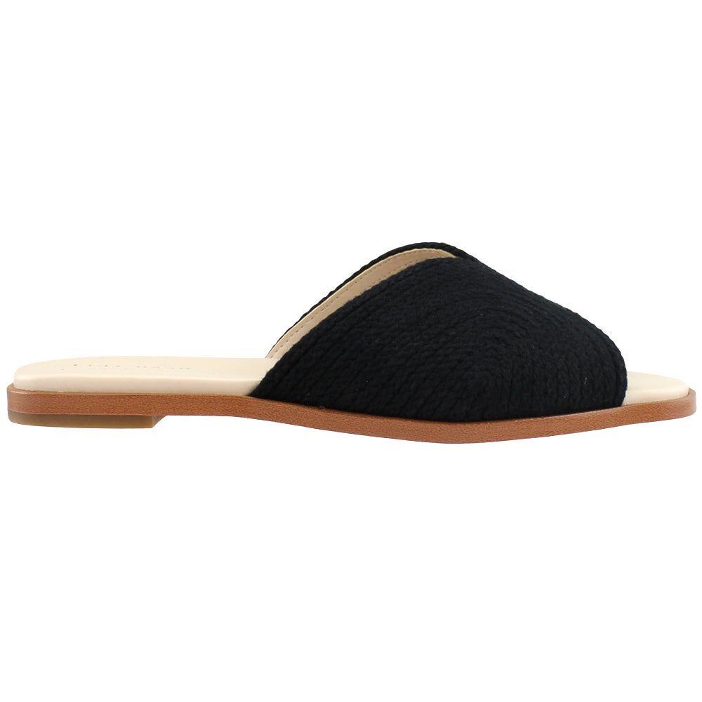 Cole Haan Ansley Slide Sandals  - Black - Women - Size: 6.5 B