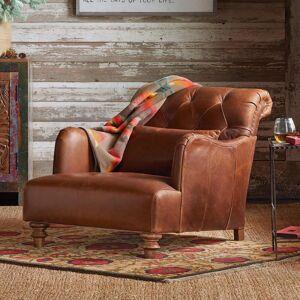 Cisco Systems Alcazar Leather Club Chair  - female