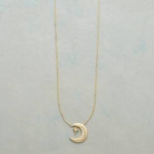 Sirciam Jewelry LLC Nordic Star Necklace  - Gold - female - Size: One