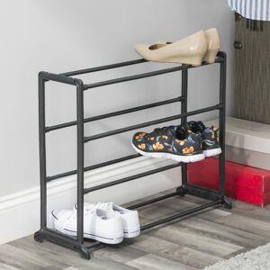Ashley Furniture Multipurpose Multipurpose Storage Rack, Black