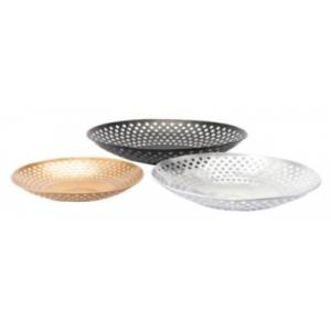 Ashley Furniture Home Accents Shallow Bowls (Set of 3), Multi
