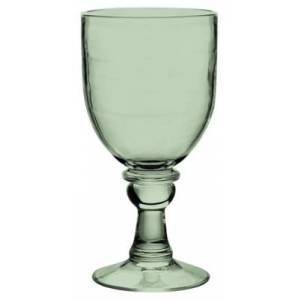 Ashley Furniture Tarhong 18.4 oz Cordoba Recycled Green Goblet (Set of 6), Green
