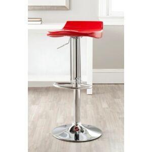 Ashley Furniture Howie Swivel Bar Stool, Red