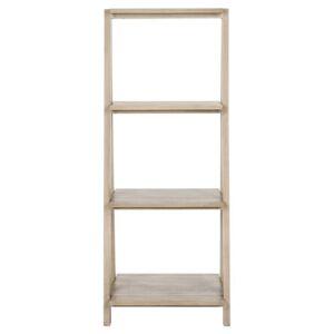 Ashley Furniture Deitria Retro Three Tier Shelf, Gray