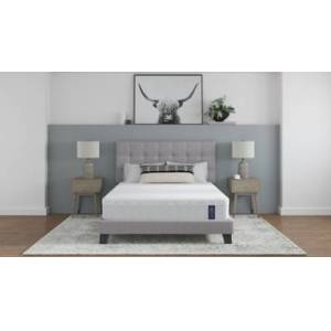 "Ashley Furniture Scott Living by Restonic 11"" Hybrid Firm Queen Mattress"