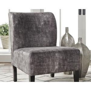 Ashley Furniture Triptis Accent Chair, Charcoal