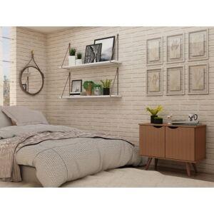Ashley Furniture Hampton Accent Cabinet, Maple Cream