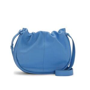 Vince Camuto Jude Leather Crossbody Bag   Women's   Blue   Size One Size   Handbags   Crossbody   Shoulder Bag