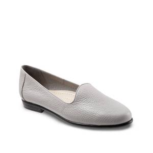Trotters Liz Loafer   Women's   Grey   Size 9.5   Flats   Loafers