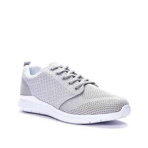 Propet Travelbound Tracer Sneaker   Women's   Grey   Size 7.5   Sneakers