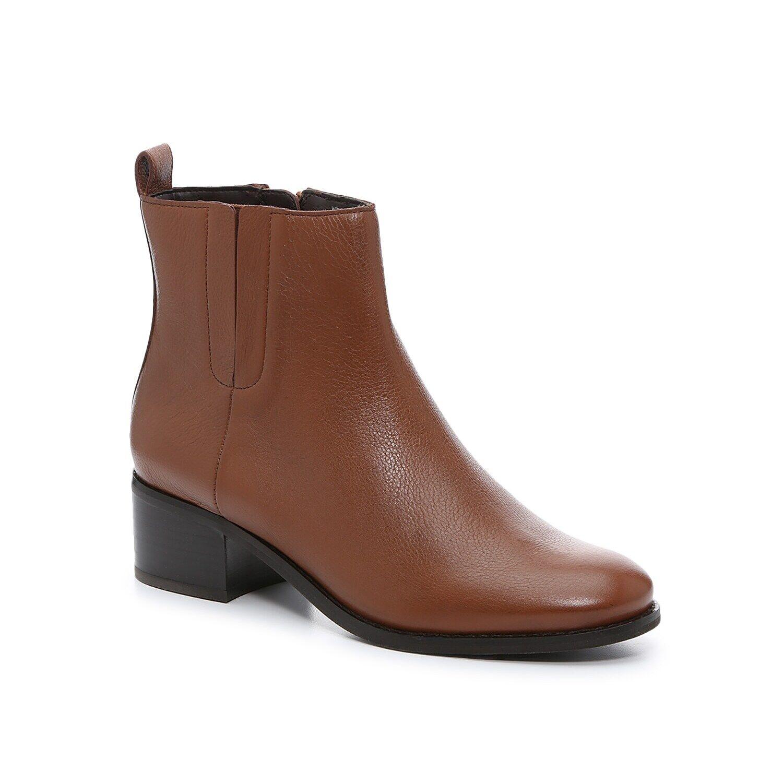 Cole Haan Addie Bootie   Women's   Cognac   Size 10   Boots   Block   Bootie