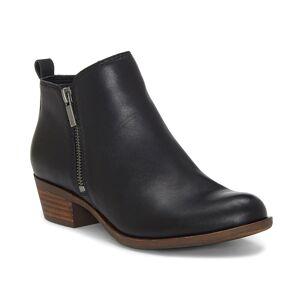 Lucky Brand Basel Bootie - Women's - Black - Block Bootie
