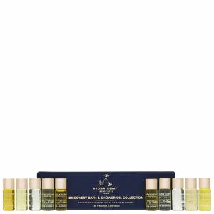 Aromatherapy Associates - Gifting Discovery Bath & Shower Oil Collection 10 x 3ml  for Women