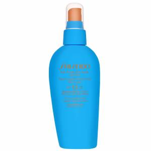 Shiseido - Sun Care Sun Protection Spray Oil-Free SPF15 For Face & Body 150ml / 5 fl.oz.  for Men and Women