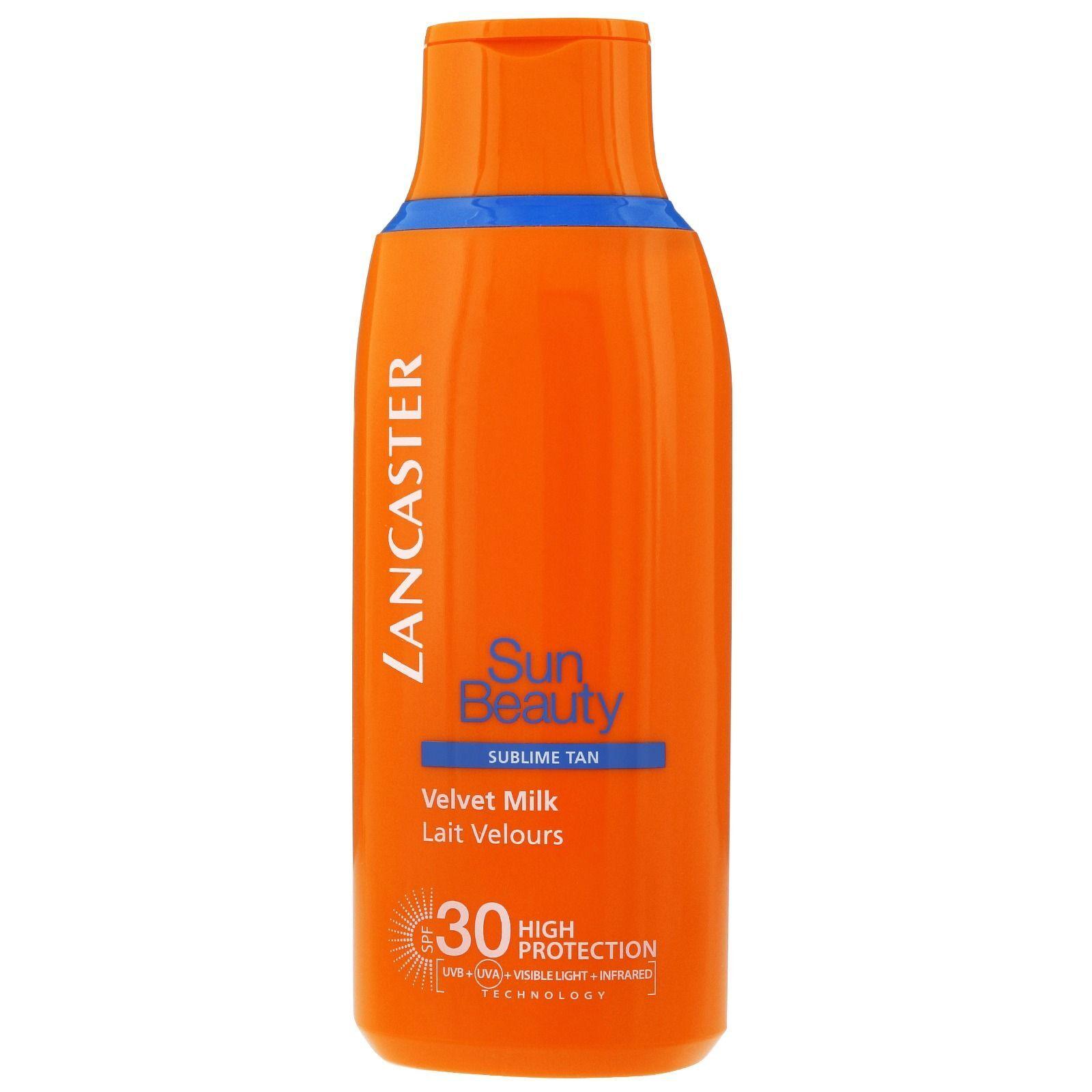 Lancaster - Sun Beauty Velvet Milk Sublime Tan for Body SPF30 175ml  for Women