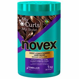 Novex - My Curls Deep Conditioning Hair Mask 1kg  for Women