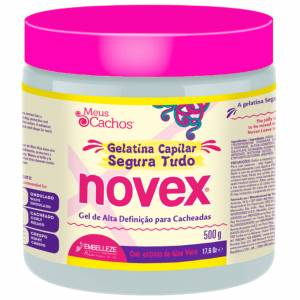 Novex - My Curls Lightweight Texture Defining Gel 500g  for Women