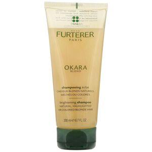 Rene Furterer - Okara Blonde Radiance Ritual Brightening Shampoo 200ml / 6.7 fl.oz.  for Women
