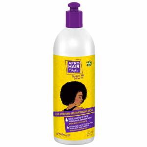 Novex - AfroHair Leave-In Conditioner 500g  for Women