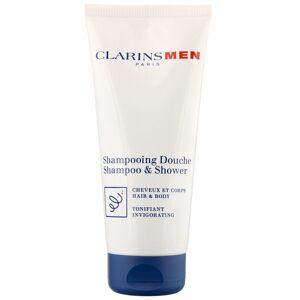 Clarins - Men Shampoo & Shower Gel 200ml / 7 oz.
