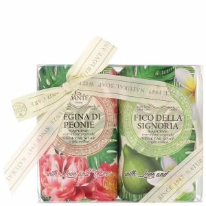 Nesti Dante - Gifts & Sets With Love and Care Soap Gift Set 2 x 250g  for Women