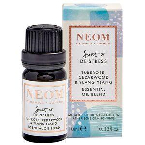 Neom Organics London - Scent To Make You Happy Tuberose & Cedarwood & Ylang Ylang Essential Oil Blend 10ml  for Women