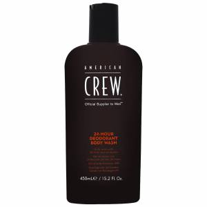 American Crew - Classic 24hr Deodorant Bodywash 450ml  for Men