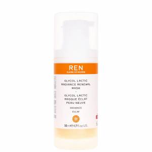 REN Clean Skincare - Face Glycol Lactic Radiance Renewal Mask 50ml / 1.7 fl.oz.  for Women