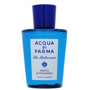 Acqua Di Parma - Blu Mediterraneo - Mirto Di Panarea Regenerating Shower Gel 200ml  for Men and Women