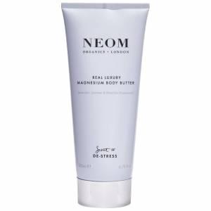 Neom Organics London - Scent To De-Stress Real Luxury Magnesium Body Butter 200ml  for Women