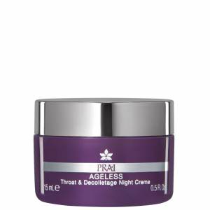 Prai - Ageless Throat & Decolletage Night Cream 15ml  for Women
