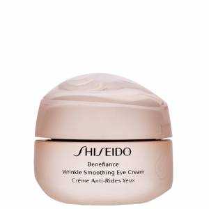 Shiseido - Eye & Lip Care Benefiance: Wrinkle Smoothing Eye Cream 15ml / 0.51 oz.  for Women