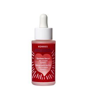 KORRES - Face Care Apothecary Wild Rose 15% Vitamin C Spotless Serum 30ml  for Women