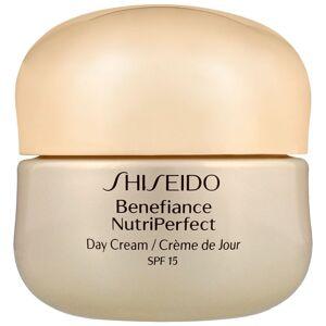 Shiseido - Day And Night Creams Benefiance: NutriPerfect Day Cream SPF15 50ml / 1.7 oz.  for Women