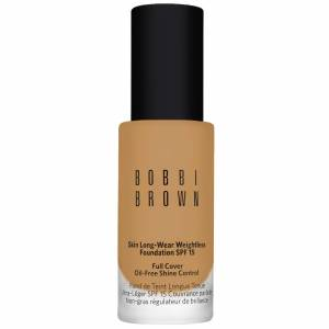Bobbi Brown - Skin Long-Wear Weightless Foundation SPF15 Warm Beige 30ml  for Women