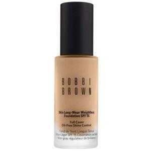 Bobbi Brown - Skin Long-Wear Weightless Foundation SPF15 Warm Sand 30ml  for Women