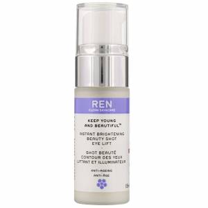 REN Clean Skincare - Face Keep Young And Beautiful Instant Brightening Beauty Shot Eye Lift 15ml / 0.5 fl.oz.  for Women